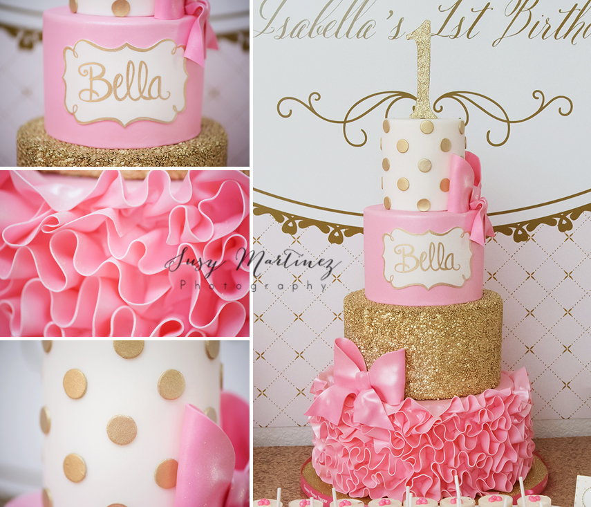 How To Throw A Gorgeous Pink Amp Gold Birthday Party Las